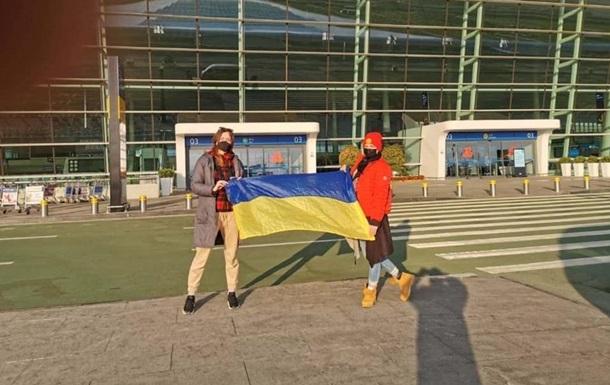 В Ухань прилетел украинский самолет для эвакуации