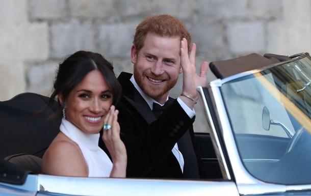 Принц Гаррі і Меган Маркл назвали дату відмови від обов язків