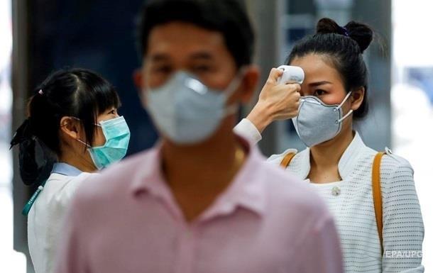 В Китае возросло число жертв коронавируса