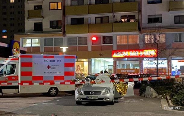 Стрілянина в Німеччині: ймовірний стрілок знайдений мертвим