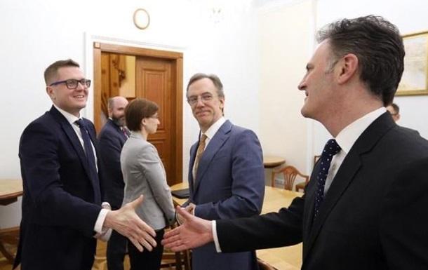 Глава СБУ и представитель Госдепа США обсудили противодействие терроризму