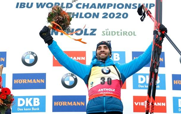 Фуркад выиграл Малый хрустальный глобус в индивидуальных гонках