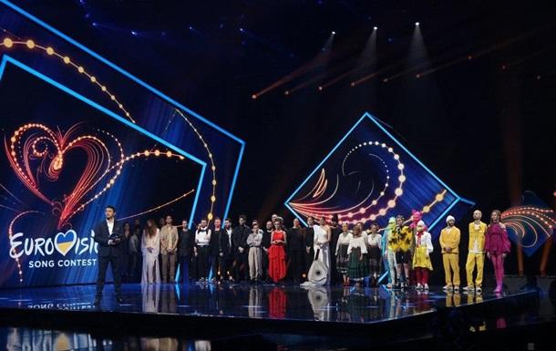 Финал Нацотбора на Евровидение 2020