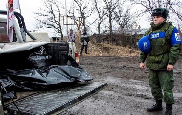 Сепаратисты заявили о передаче ВСУ погибшего бойца