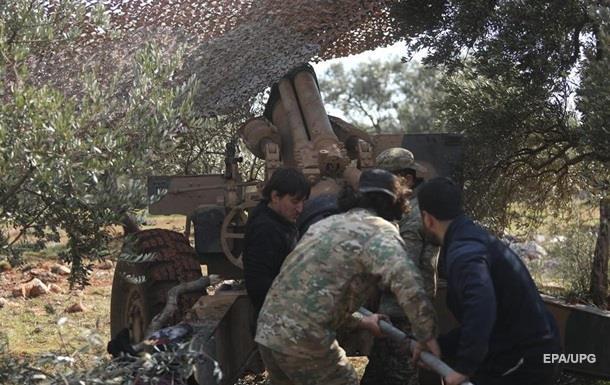 Туреччина зазнала втрат у Сирії, обстріли припинилися