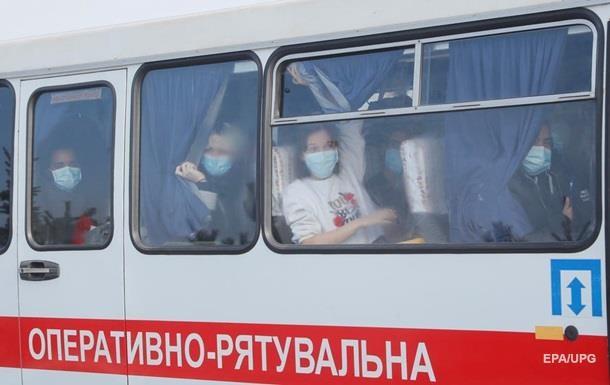 Озвучена  география  эвакуированных украинцев