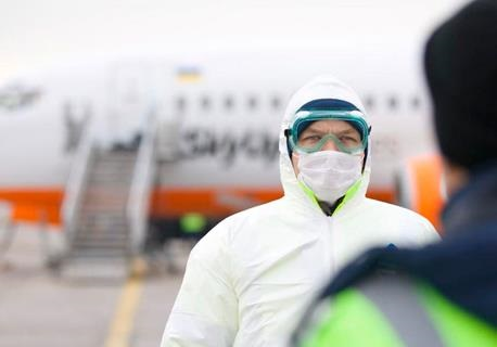 Самолет из Уханя: День всеукраинского позора
