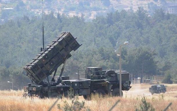 США отримали запит Туреччини на розміщення систем Patriot - ЗМІ