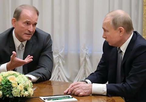 Реформа СБУ: Медведчук и Рабинович предложили свое видение спецслужбы