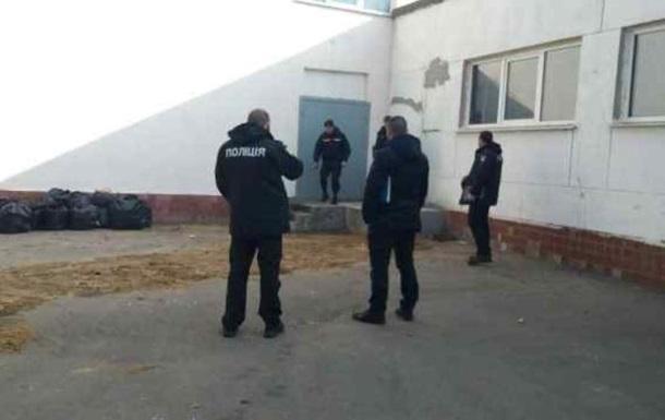 В Одесі евакуювали ліцей через розлитий розчин аміаку