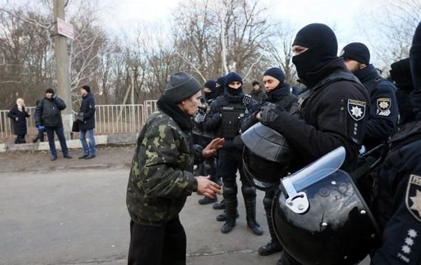 Всанжарило. О протестах в Украине писал весь мир