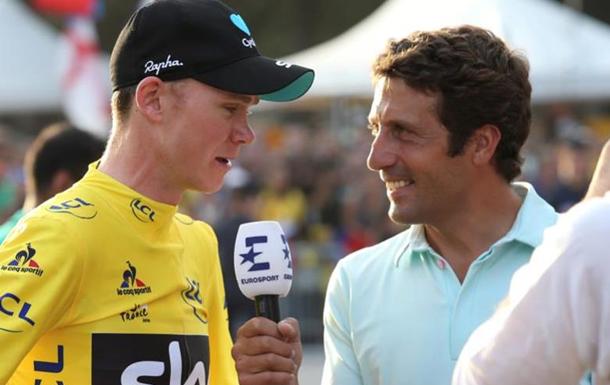 Eurosport — ексклюзивний транслятор перегонів Тур де Франс та Вуельта Іспанії