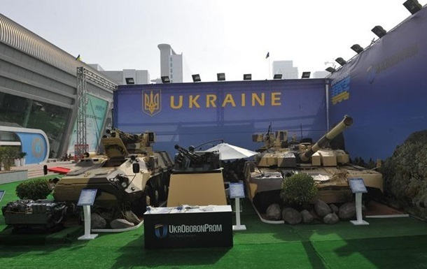 Украина продала оружия почти на миллиард долларов