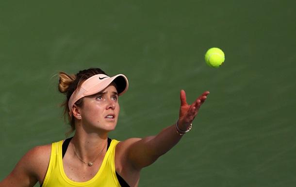 Свитолина и Ястремская узнали первых соперниц на турнире в Дохе