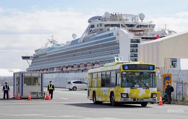 Японія не пустить у свої порти 200 круїзних лайнерів