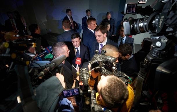 Итоги 21.02: Удивление Зеленского и срок Гриценко