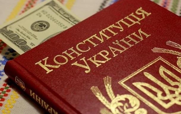 Україна страждає не від корупції, а від боротьби з нею