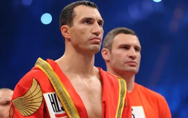 Братья Кличко вошли в топ-20 лучших супертяжеловесов в истории
