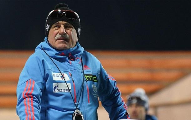 Причиной обысков у российских биатлонистов стала украинская аккредитация тренера Логинова