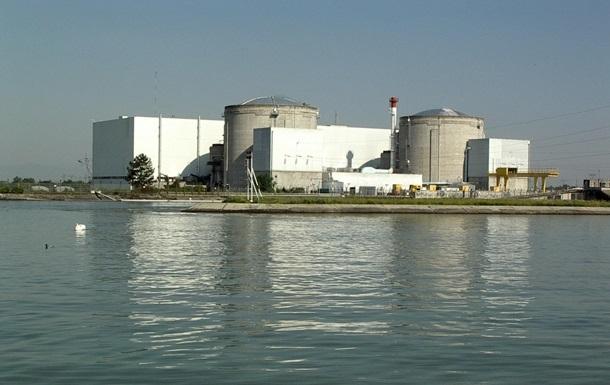 Во Франции отключили реактор старейшей АЭС