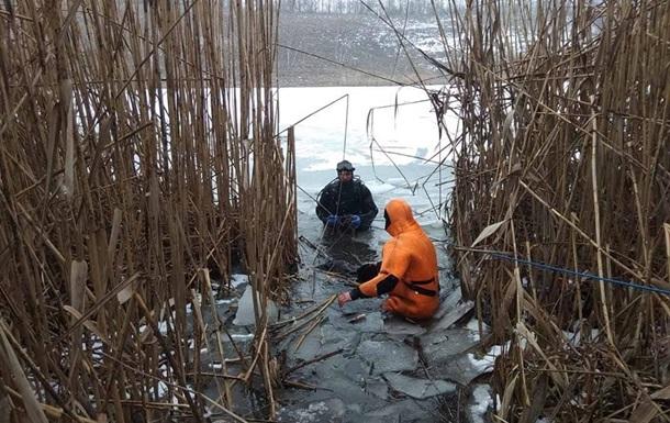 У Харківській області потонуло двоє рибалок