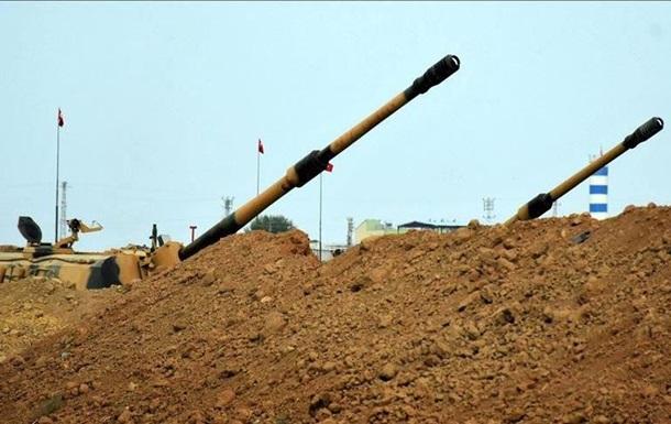 Армия Турции обстреляла 21 цель в Сирии в ответ на гибель военного