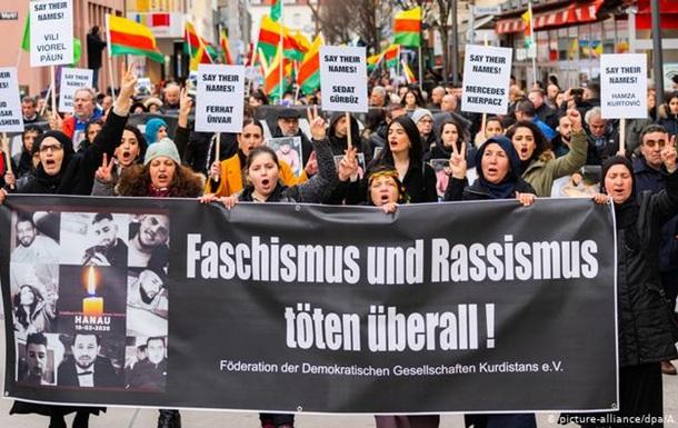 У Німеччині пройшли демонстрації проти екстремізму