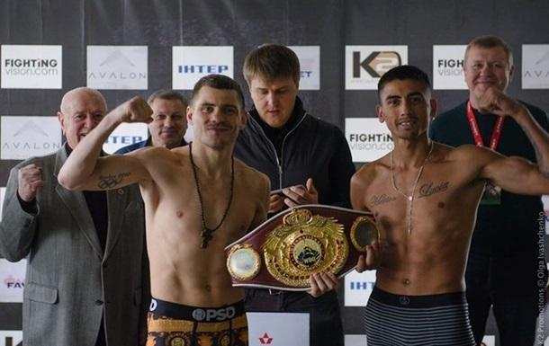 Беринчик защитил титул в бою против Сармиенто