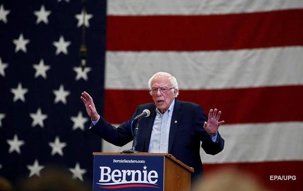 Опросы выявили лидера кандидатов от Демпартии США