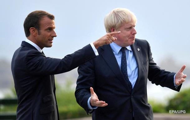 Макрон назвав перешкоду для угоди ЄС і Британії