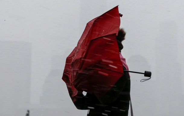 Циклон Ксантипп в Украине: погода ухудшится