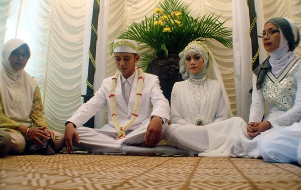 В Индонезии предлагают бороться с бедностью замужеством