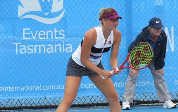 Марта Костюк выиграла турнир в Каире