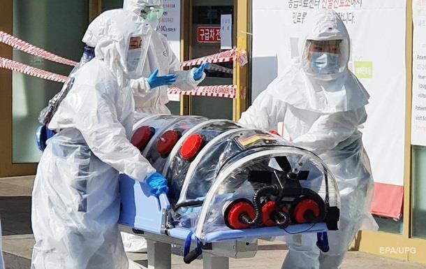 Число жертв коронавируса в Китае превысило 2500
