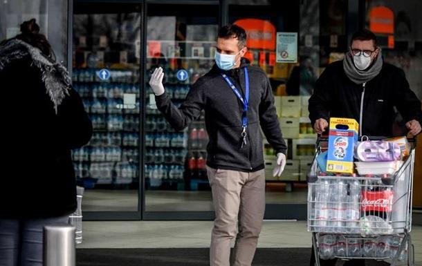 Відомство ЄС оцінило ризик зараження коронавірусом у Європі