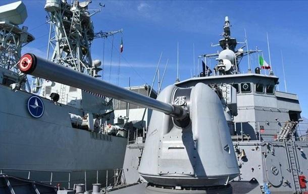 В Італії почалися військово-морські навчання НАТО