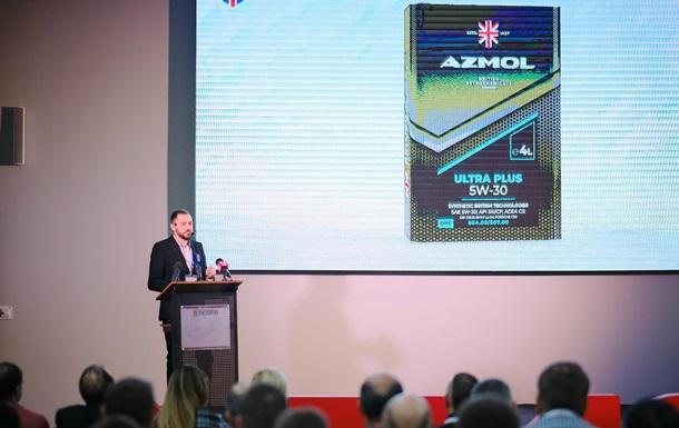 Компанія AZMOL заявила про ребрендінг та презентовала відновлений дизайн масел