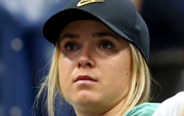 Світоліна: Для мене стало сюрпризом, що я не можу показати свій найкращий теніс