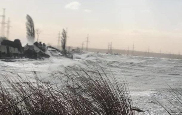 Хаджибейский лиман снова угрожает Одессе техногенной катастрофой