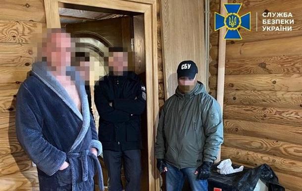 На Львівщині СБУ затримала учасників злочинного угруповання