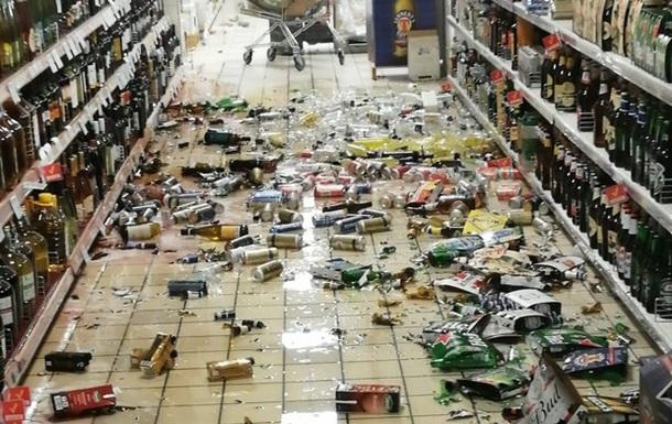 В Италии произошло землетрясение