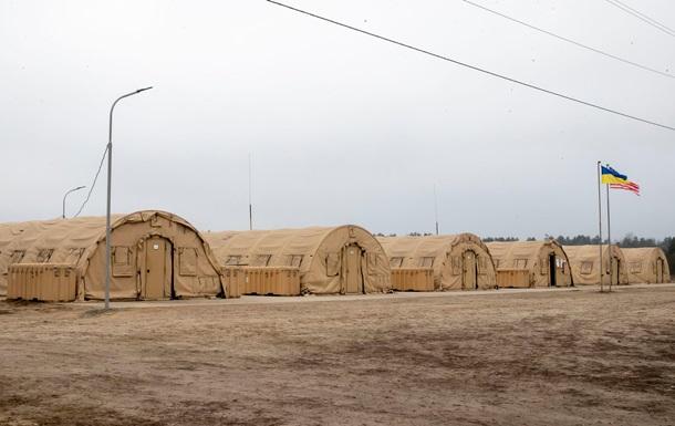 США передали ВСУ палаточный городок за $1,5 миллиона