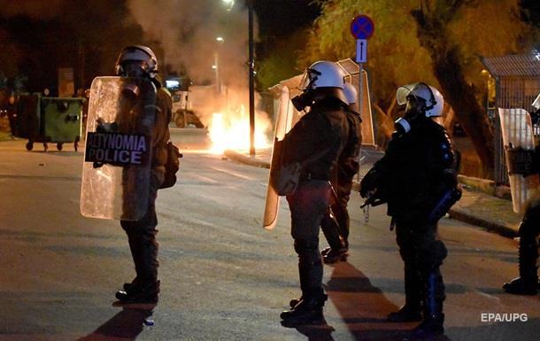 У Греції відбулися зіткнення через табори для мігрантів