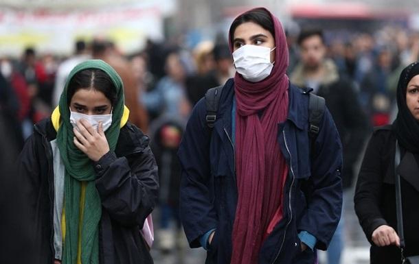 Коронавірус в Ірані: майже 100 хворих, 15 померли