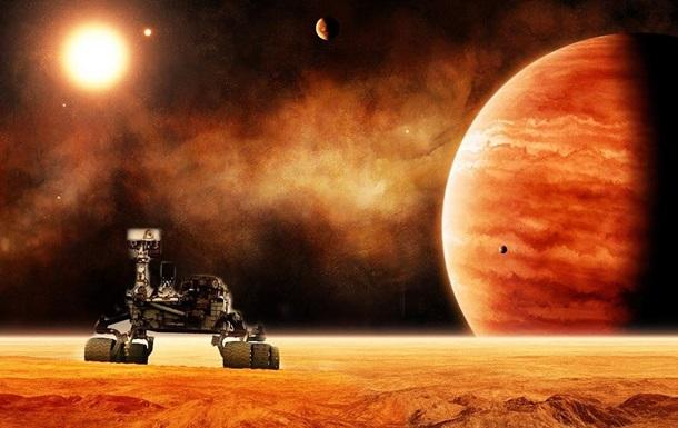 На Марсе впервые обнаружили сейсмическую активность