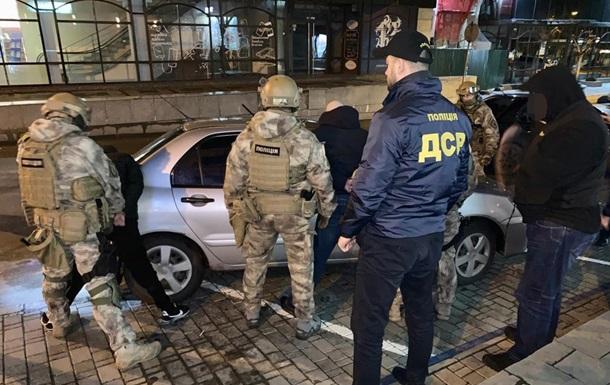 Стрельба в Днепре: полиция задержала пять человек