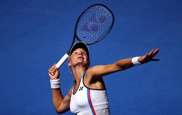 Ястремская в двух сетах обыграла победительницу Australian Open