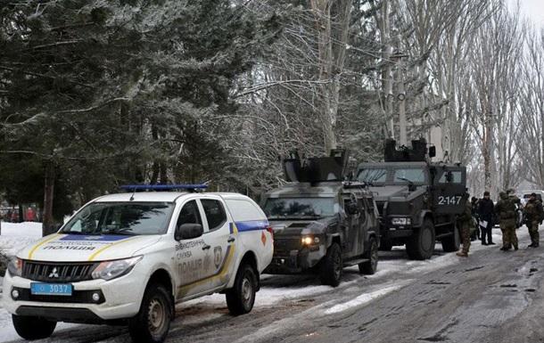 В Волновахе выявили четырех возможных сообщников сепаратистов
