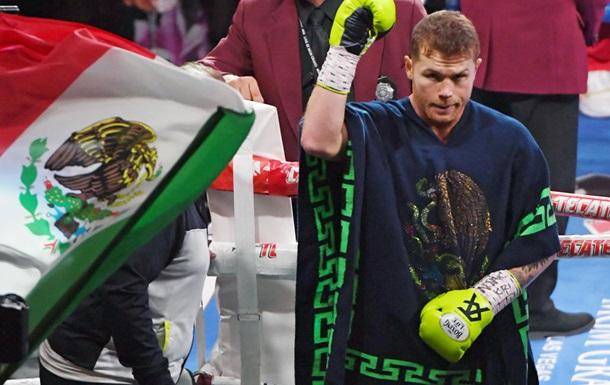 Команда Альвареса определилась с соперником мексиканца на следующий бой