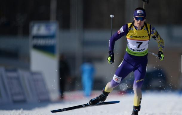 Підручний завоював бронзу чемпіонату Європи в суперспринті